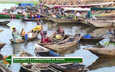 Insalubrité à l'embarcadère de Ganvié : quelles conséquences pour le plan d'eau et ses ressources ?