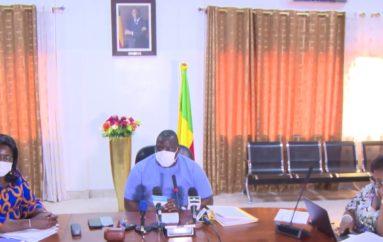 Session extraordinaire de la commune d'Abomey-Calavi : validation du nouvel organigramme